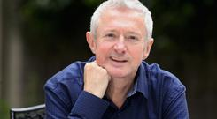 Admiration: Louis Walsh claims Paul McGuinness 'made U2'