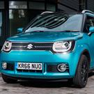 All new: Suzuki's 'ditsy, dinky' Ignis