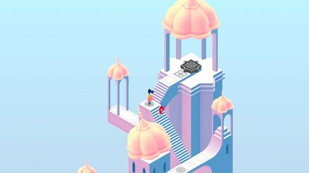 Monument Valley 2 features two characters