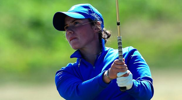 Maguire has shown that she is clearly the best female amateur. Photo by Richard Martin-Roberts/R&A/R&A via Getty Images