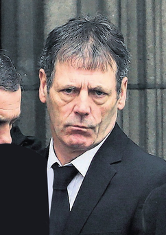 Patsy Hutch: considered 'top target' for Kinahan cartel