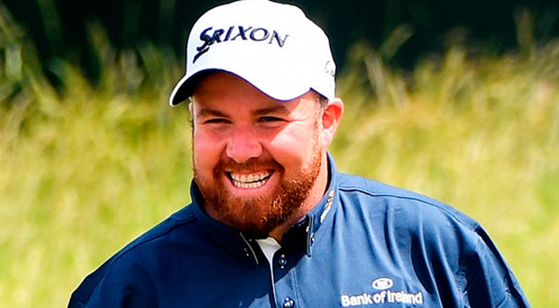 Shane Lowry. Photo by Ross Kinnaird/Getty Images