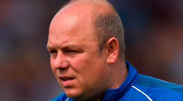Waterford manager Derek McGrath Photo: Sportsfile