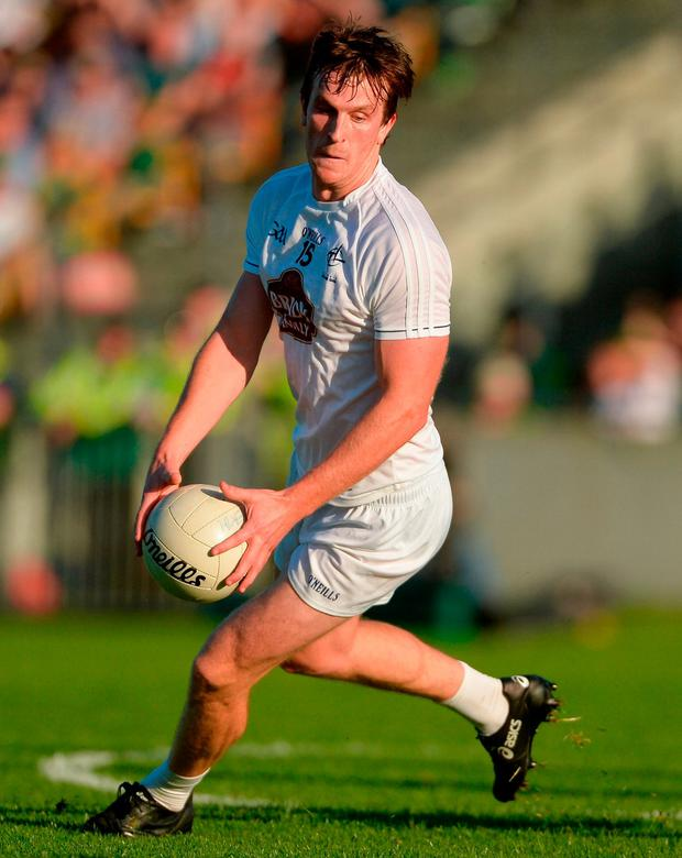 Paddy Brophy is just one of Kildare's dangerous full-forward line. Sportsfile