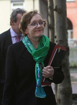 Former AG Máire Whelan will be appointed a judge today. Picture: Collins