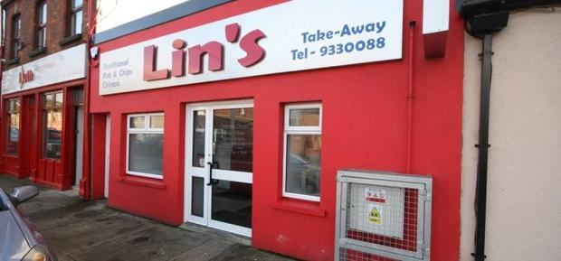 Lin's Chinese take-away