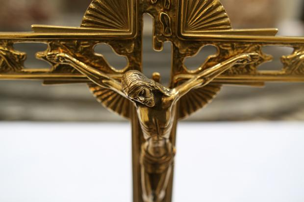 Catholicism is still the most dominant religion. (Stock image)