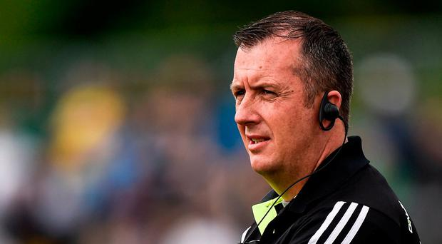 Sligo manager Niall Carew may have to plot Antrim's downfall again after subs mix-up