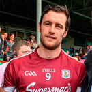 Burke: Hoping Galway can add to their league silverware against Wexford. Photo: Sportsfile