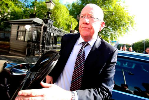 Charlie Flanagan, who was appointed as Justice Minister in Leo Varadkar's Cabinet reshuffle. Photo: Tom Burke