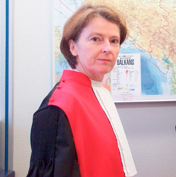 Case: Judge Maureen Harding Clark criticised the rejection of Dr Osman's asylum application