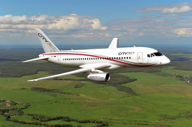 CityJet recently took delivery of its sixth SuperJet-100 from Sukhoi, which is counting on the profile to boost orders
