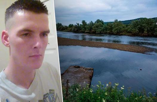 Stephen Hoare (25) died after getting caught in river whirlpool
