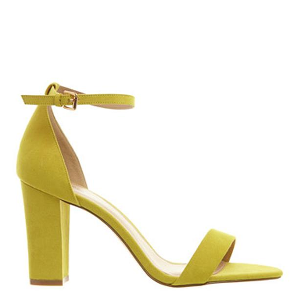 The ankle strap sandals at Dunnes Stores, €20