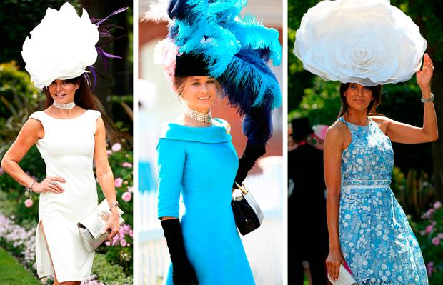 Racing style at Royal Ascot