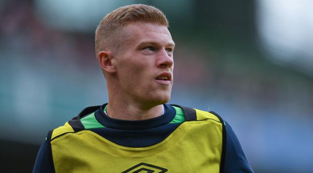 'It's far from a life of luxury' - James McClean dispels myth about modern footballers