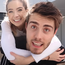 Zoe Sugg and Alfie Deyes. Image: PointlessBlogVlogs