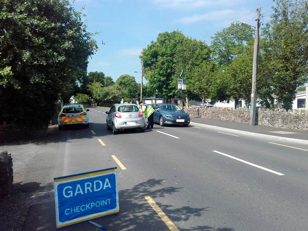 Operation Thor - 'Project Banner' Picture: Garda Press Office