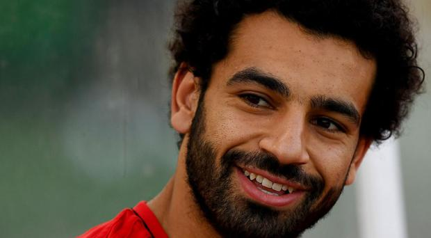 Mohamed Salah is on the verge of joining Liverpool