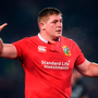 Tadhg Furlong of the British & Irish Lions during the match between the Maori All Blacks and the British & Irish Lions at Rotorua International Stadium in Rotorua, New Zealand. Photo: Sportsfile