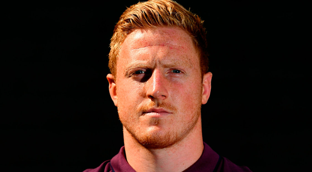 Hooker James Tracy is enjoying his time with Ireland in Japan. Photo: Sportsfile