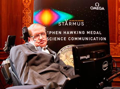 Stephen Hawking: the Moon and Mars must be colonised. Photo: PA
