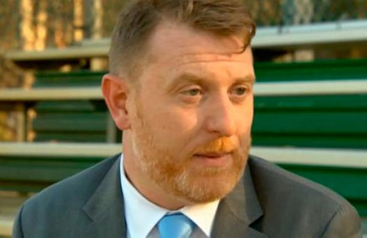 Donegal man John Cunningham, who is facing deportation from Boston