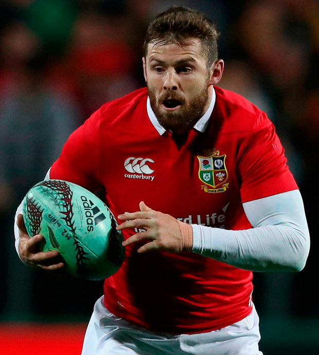 Elliot Daly of the Lions. Photo: Getty Images