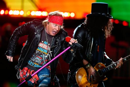Gardaí have received over €30m since 2010 for policing events such as All-Ireland finals or large concerts by the likes of Guns N' Roses. Photo: GETTY