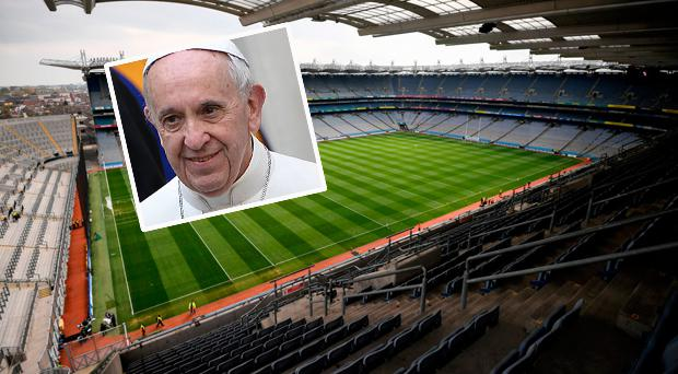 If the Pope visits Ireland, the All Ireland football final could be changed
