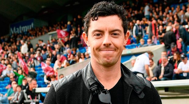 """McIlroy: """"I don't think anyone should be fearful as I don't think that golf has any sort of drug problem at all."""" Photo by Ramsey Cardy/Sportsfile"""