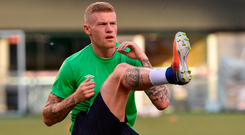 James McClean of Republic of Ireland. Photo: David Maher/Sportsfile