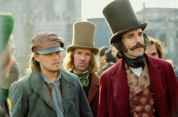 Daniel Day Lewis in Gangs of New York