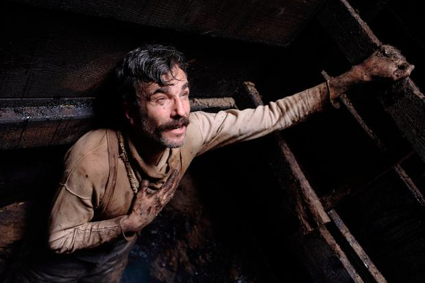 Daniel Day-Lewis in Paul Thomas Anderson's There Will Be Blood