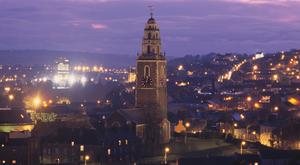 Shandon in Cork city