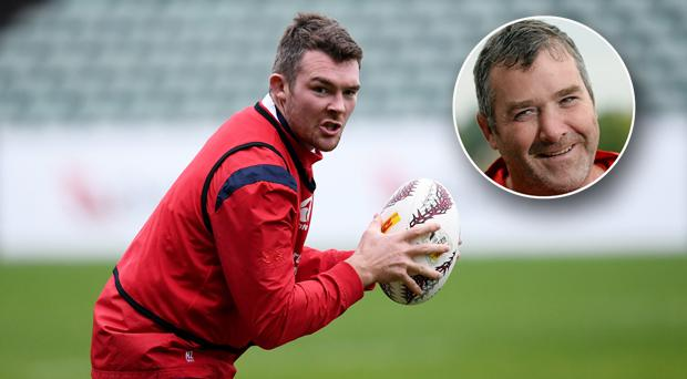 Peter O'Mahony will follow the advice given to him by his late Head Coach at Munster, Anthony Foley
