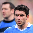Bernard Brogan of Dublin following the Allianz Football League Division 1 Final match between Dublin and Kerry at Croke Park in Dublin. Photo by Stephen McCarthy/Sportsfile