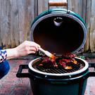 Big Green Egg - the go-to BBQ