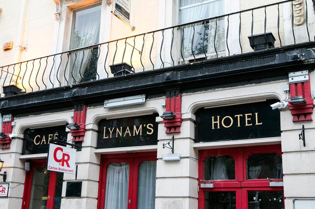 Lynam's Hotel O'Connell St.