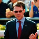 Trainer Aidan O'Brien. Photo: Vince Caligiuri/Getty Images