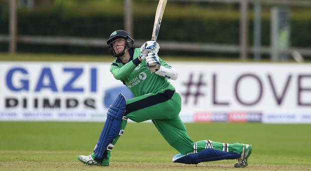 Ireland have been elevated to Full Members of the International Cricket Council. Photo: Cody Glenn/Sportsfile