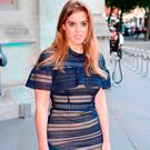 Princess Beatrice attending the V and A Summer Party held at the Victoria & Albert Museum, London