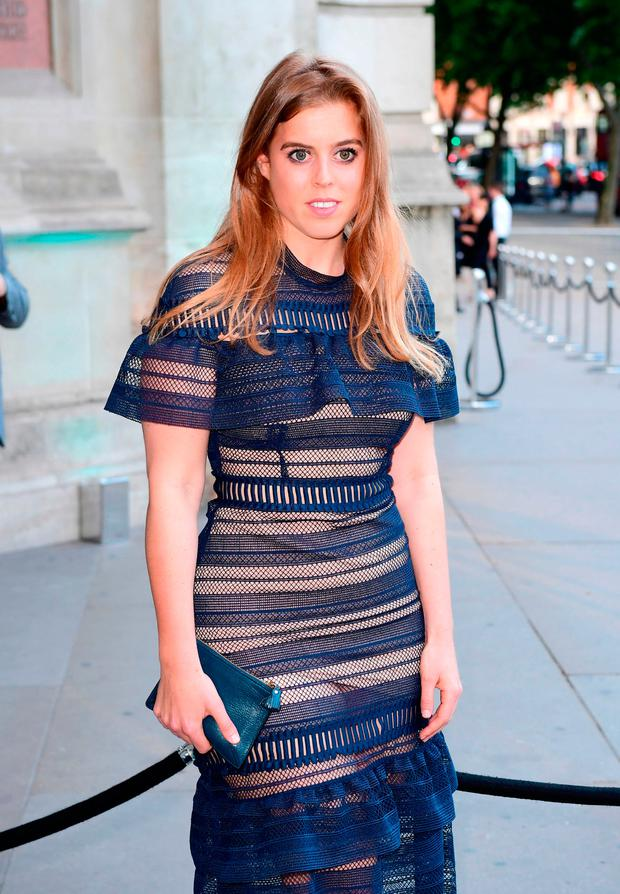Princess Beatrice Nude Photos 4