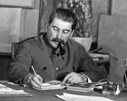 Tribute: Russia's anthem was written in the 1930s and praised then leader Joseph Stalin