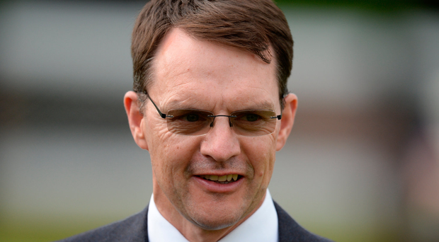Aidan O'Brien's record in it is quite modest: only Changingoftheguard won the race for the barn since 1999. Photo by Brendan Moran/Sportsfile