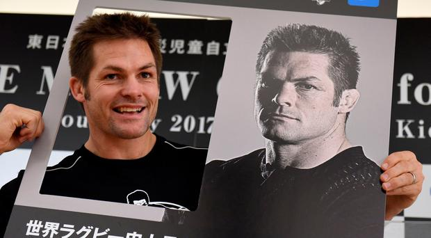Richie McCaw keeps his competitive edge these days by competing in adventure races. Photo: Getty Images