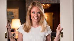 Dublin-born Rachel Wyse says the last seven years as a Sky Sports News presenter has been 'an amazing learning experience and an incredible journey'. Photo: Fergal Phillips