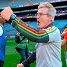 Colm Bonnar admits Laois will be 'a big task' for Carlow. Photo by Piaras Ó Mídheach/Sportsfile