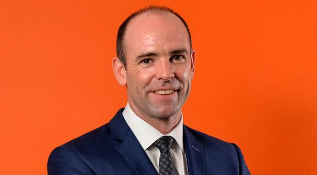 Dermot Earley is excited by the challenges he faces as chief executive of the GPA. Photo by Seb Daly/Sportsfile