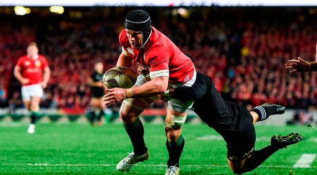 Hurricanes boosted by All Blacks for Lions